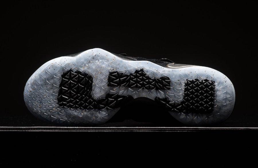 Nike LeBron Soldier 11 Finals Black Gold 897647-002