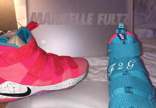 Nike LeBron Soldier 11 Markelle Fultz PE