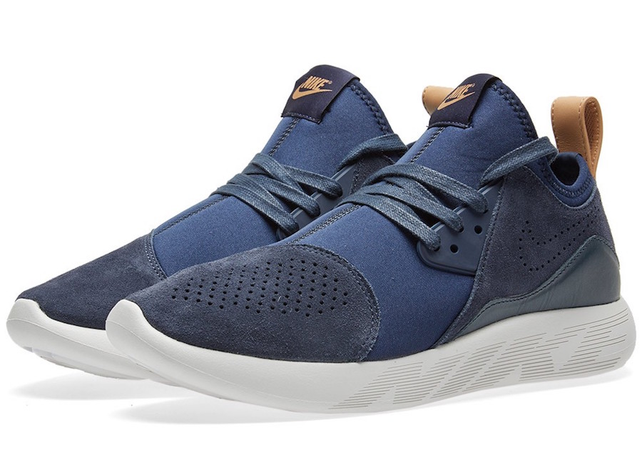Nike LunarCharge Premium Obsidian Armory Navy
