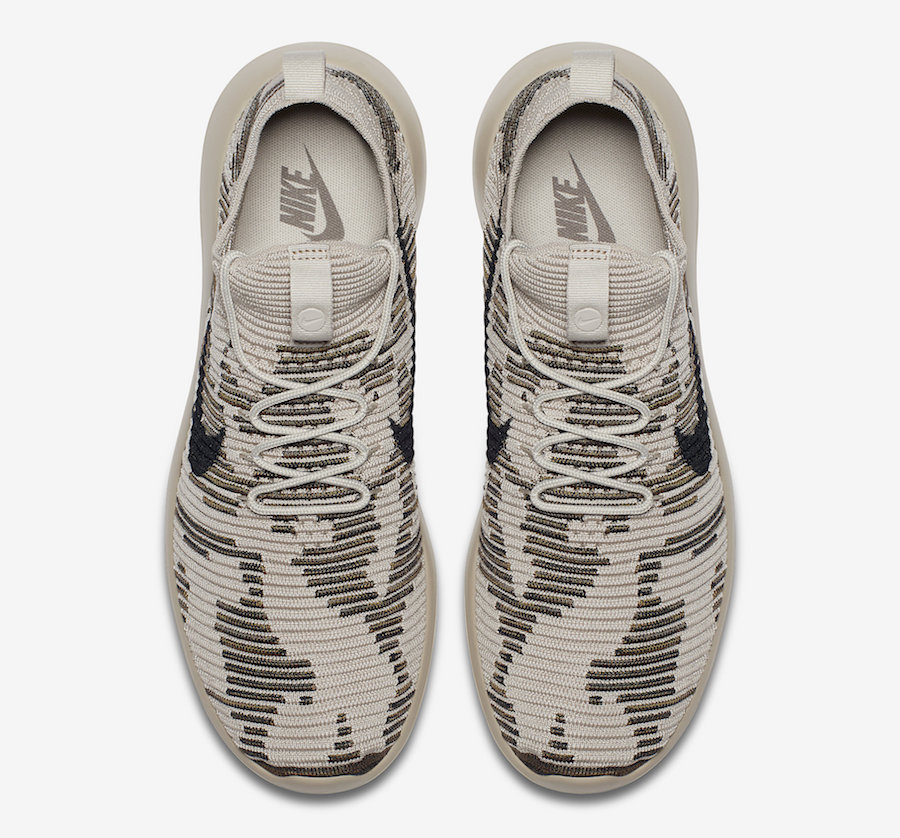 Nike Roshe Two Flyknit V2 Dark Mushroom 918262-200