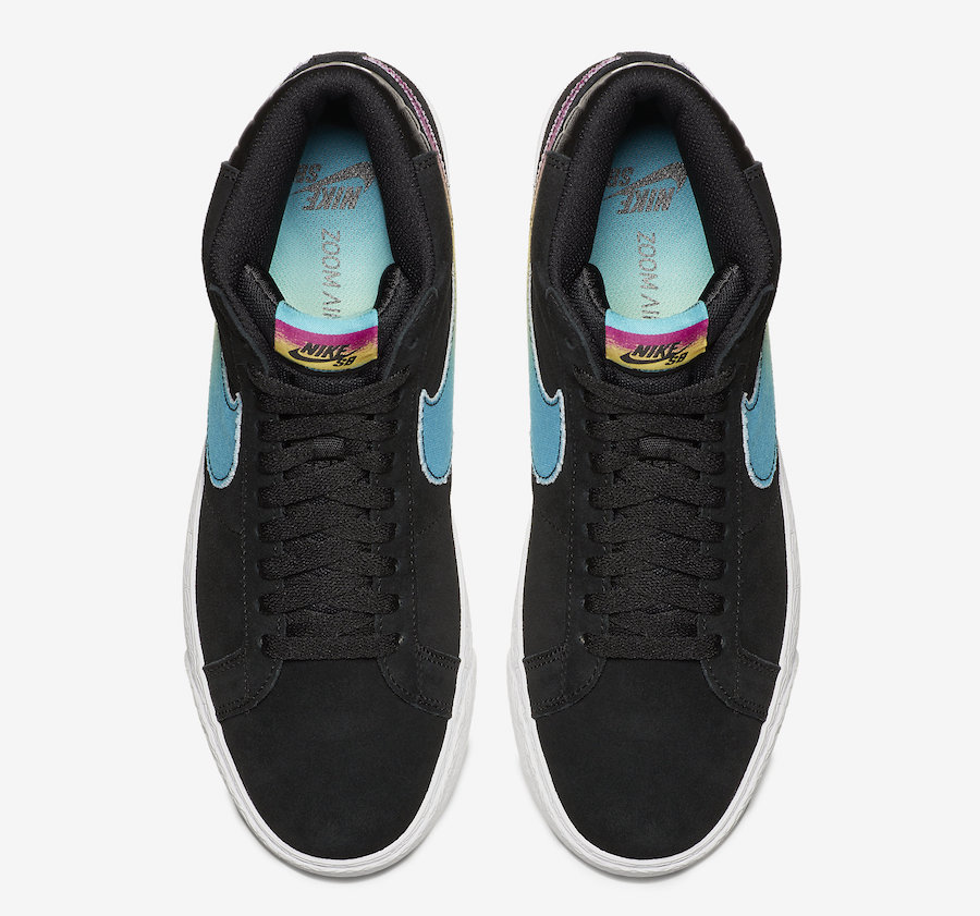 Nike SB Blazer Mid 78-17 AH6158-090