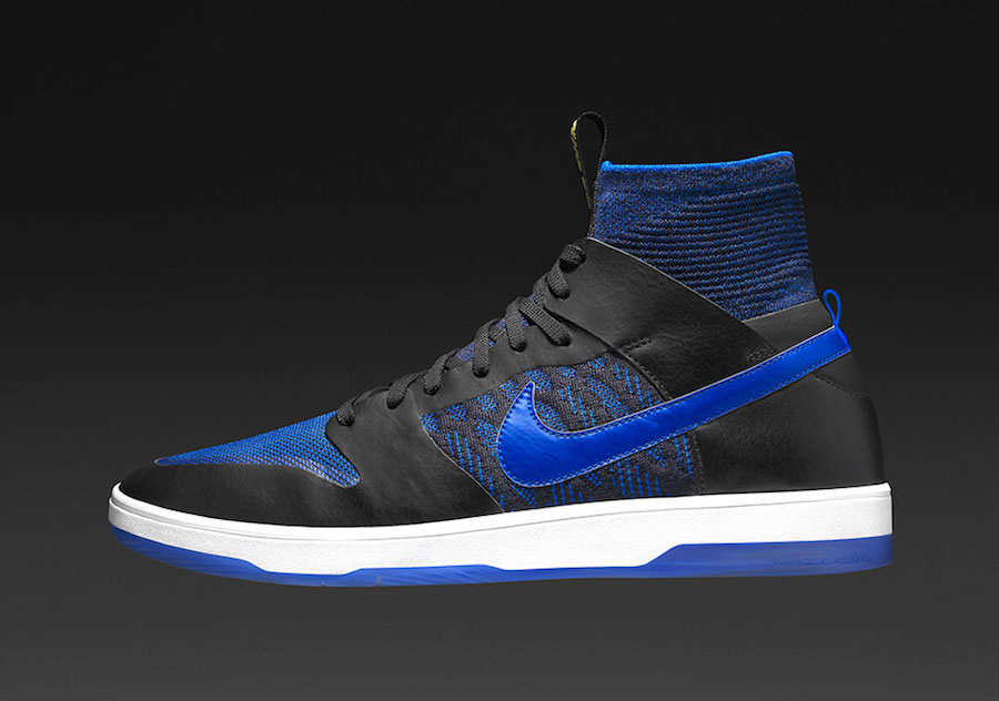 new concept 486cd ba01a Nike SB Dunk High Elite Royal Release Date | SneakerFiles