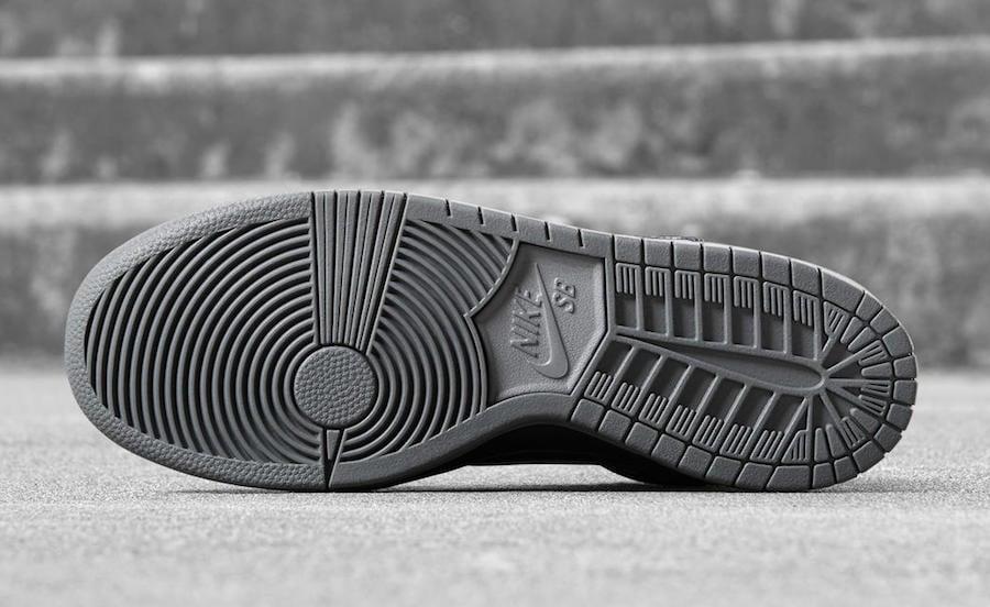 Nike Sb Dunk High Qs Trd Gino Adopción Iannucci H3heQo7t