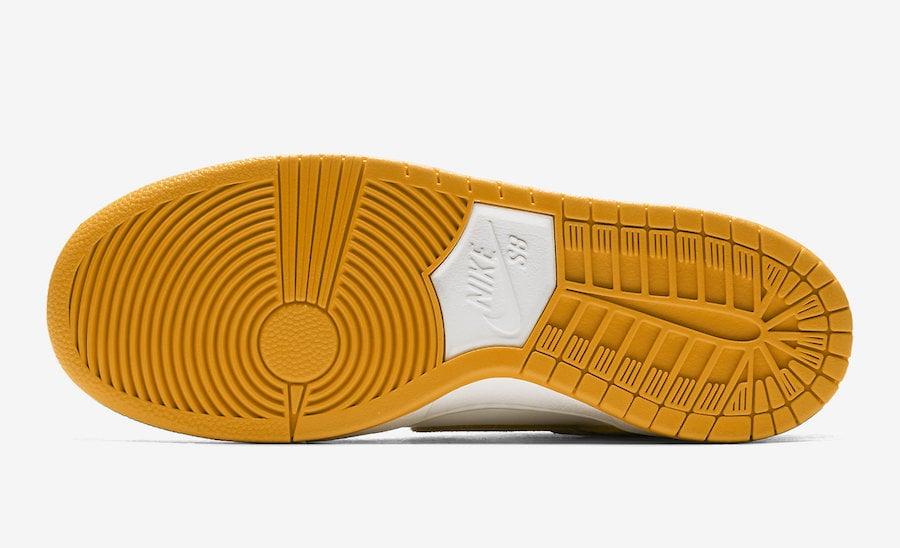Nike SB Dunk Low Circuit Orange 854866-881
