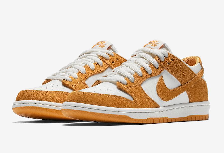 online store b29cd 8e32e Nike SB Dunk Low Circuit Orange 854866-881