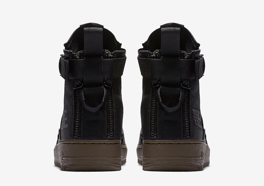 Nike SF-AF1 Mid Hazel Release Date