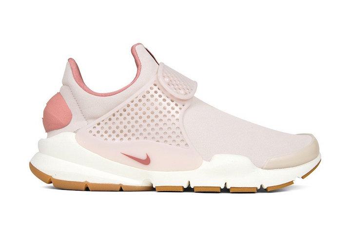 Nike Sock Dart Siltstone Red