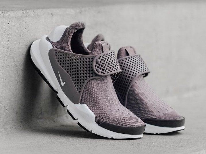174bc0bd9575 Nike Sock Dart Taupe Grey 848475-201