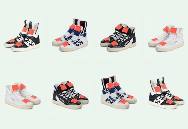 OFF-WHITE 3.0 Off-Court Sneakers