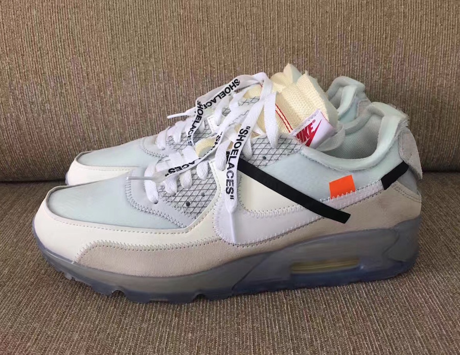 OFF-WHITE Nike Air Max 90