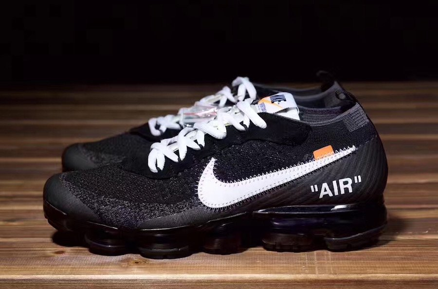 f16595c072 OFF-WHITE Nike Air VaporMax Release Date | SneakerFiles