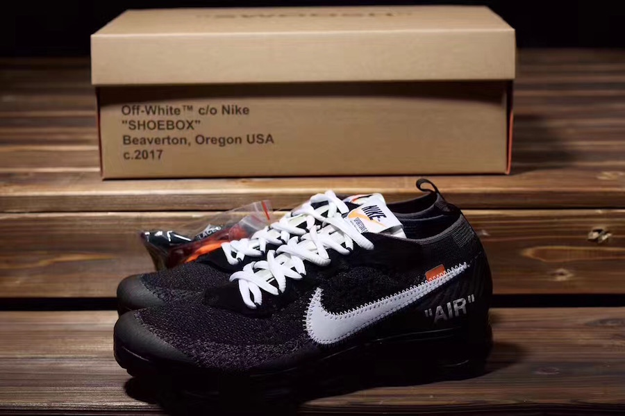 OFF-WHITE Nike Air VaporMax AA3831-100