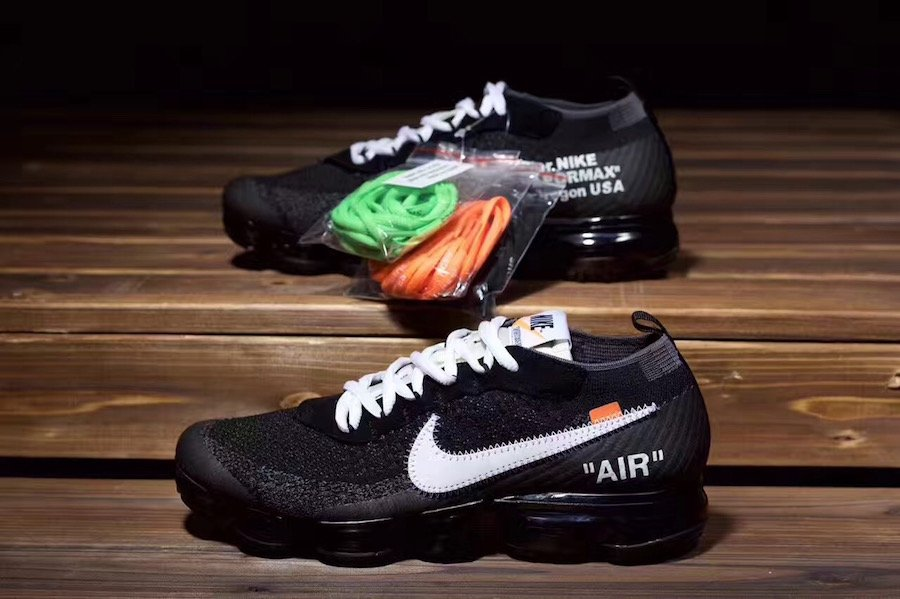 more photos 2ff3b 87804 OFF-WHITE Nike Air VaporMax AA3831-100
