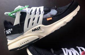 OFF-WHITE Nike Presto