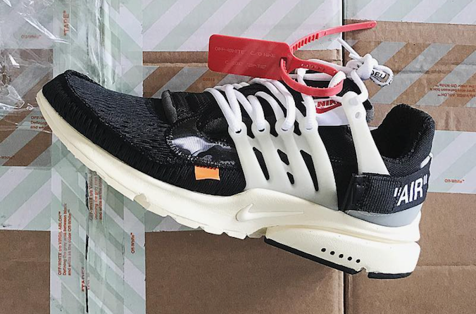 OFF-WHITE Nike Air Presto Release Date | SneakerFiles