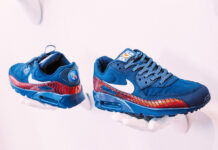 PSG Shoe Gallery Nike Air Max 90 Custom