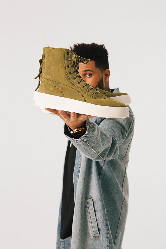 Puma The Weeknd XO Parallel Release Date
