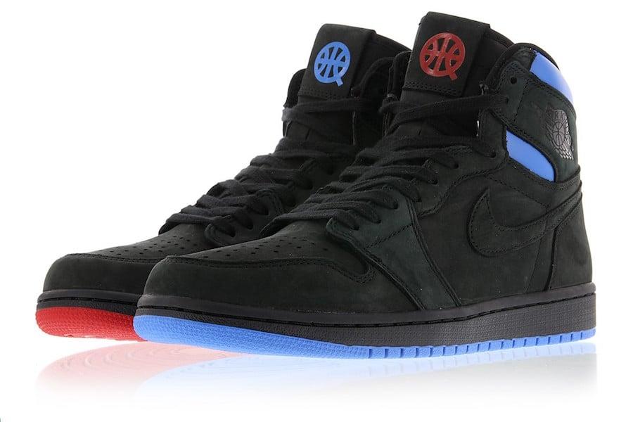 Quai 54 Air Jordan 1 Release