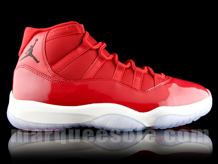 9aefbdb47a25 Air Jordan 11 Gym Red 2017 Release Date