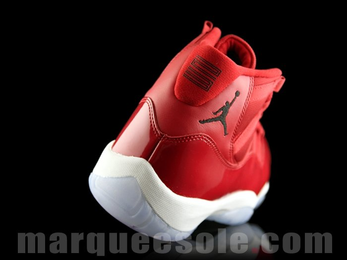new style 0c0e2 04459 Air Jordan 11 Gym Red 2017 Release Date | SneakerFiles