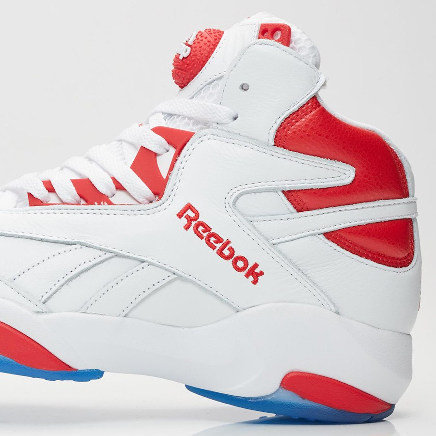 Reebok Shaq Attaq Question White Red Release Date  1fd079a6f
