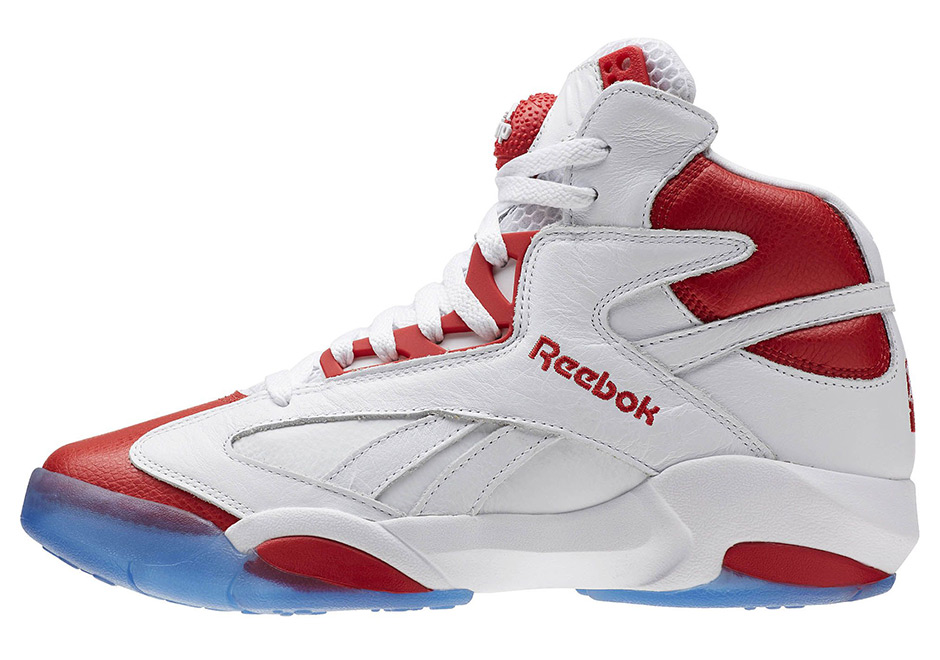 Reebok Shaq Attaq Question White Red Release Date