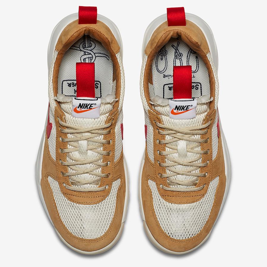 Tom Sachs Nike Mars Yard Release Info