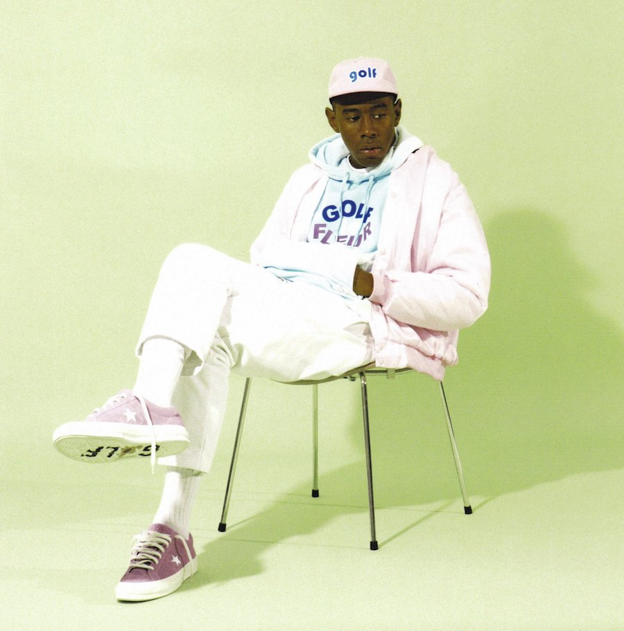 Tyler, The Creator x Converse One Star Le Fleur Collection