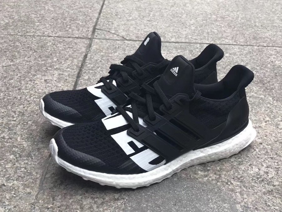various colors c1395 208d3 UNDFTD x adidas Ultra Boost B22480 Black Release Date | SneakerFiles