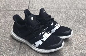 Undefeated adidas Ultra Boost Black B22480