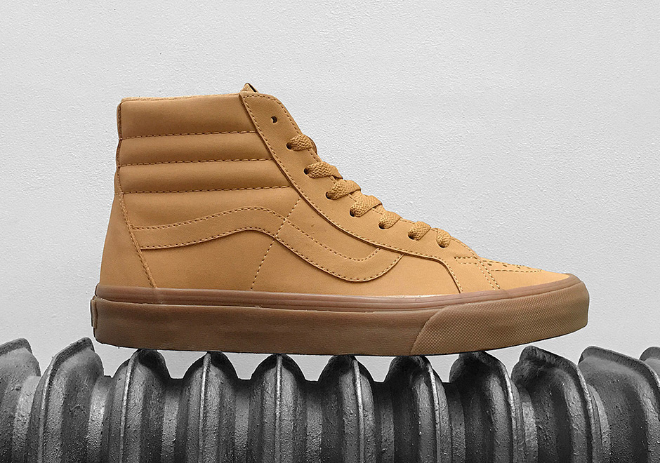 Vans Old Skool SK8-Hi Wheat Pack