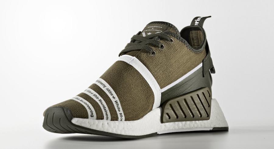 White Mountaineering adidas NMD R2 Release Date