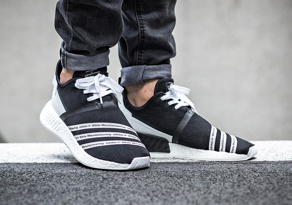 new product bc193 51756 White Mountaineering x adidas NMD Trail NMD 2 | SneakerFiles