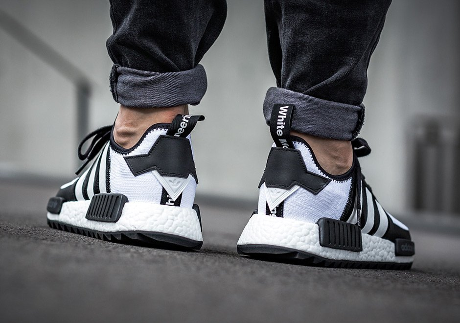 new product cf665 bcfc9 White Mountaineering x adidas NMD Trail NMD 2 | SneakerFiles