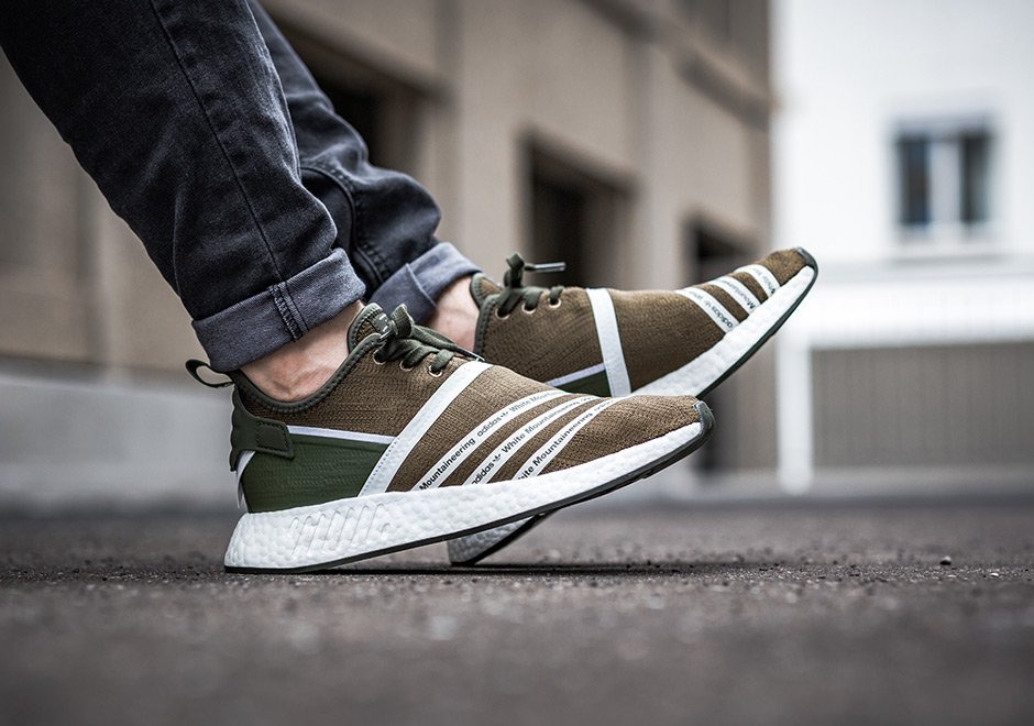 sneakers for cheap 5234d cbfa6 White Mountaineering adidas NMD Trail NMD R2