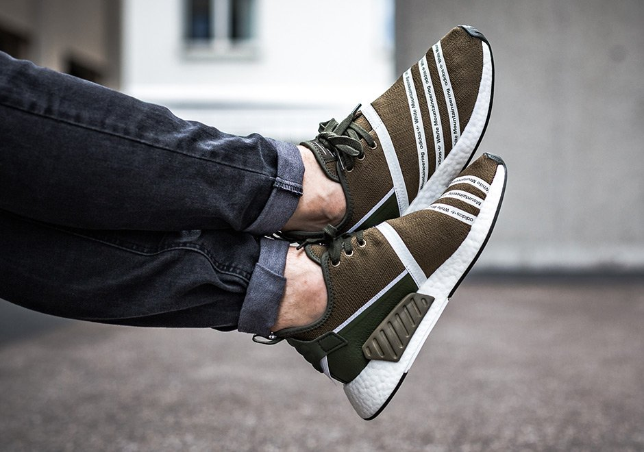 White Mountaineering x adidas NMD Trail NMD 2 | SneakerFiles