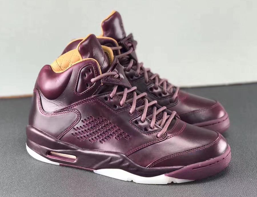 new product 5bb2a e50a6 Air Jordan 5 Premium Wine Release Date | SneakerFiles