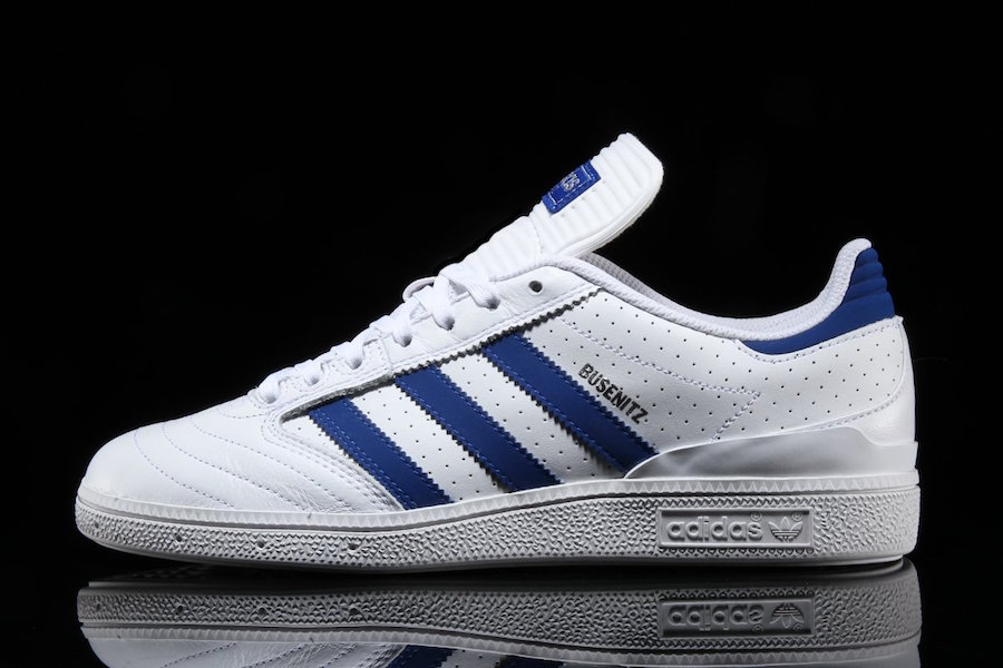 adidas Busenitz White Royal
