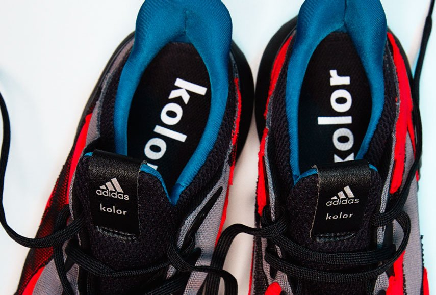adidas by kolor Spring Summer 2018 Collection
