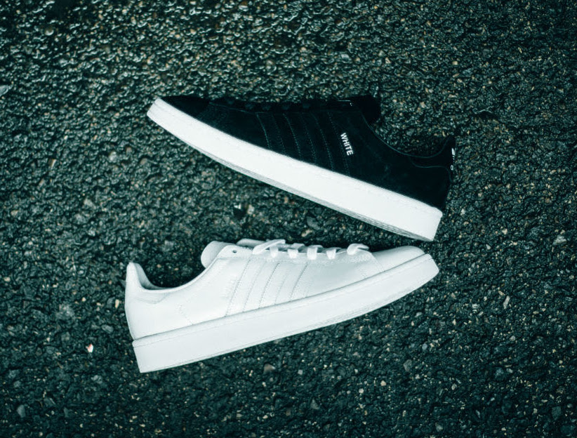 adidas Campus White Mountaineering