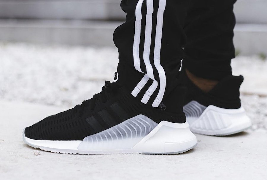 half off best shoes utterly stylish adidas ClimaCool 02/17 White Black | SneakerFiles