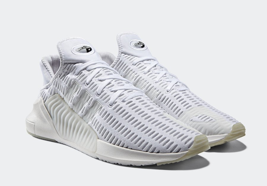 adidas ClimaCool 02/17 White Tactile Green