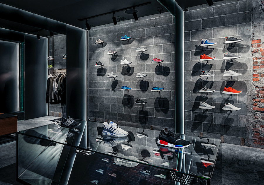 adidas Concepts Store Boston