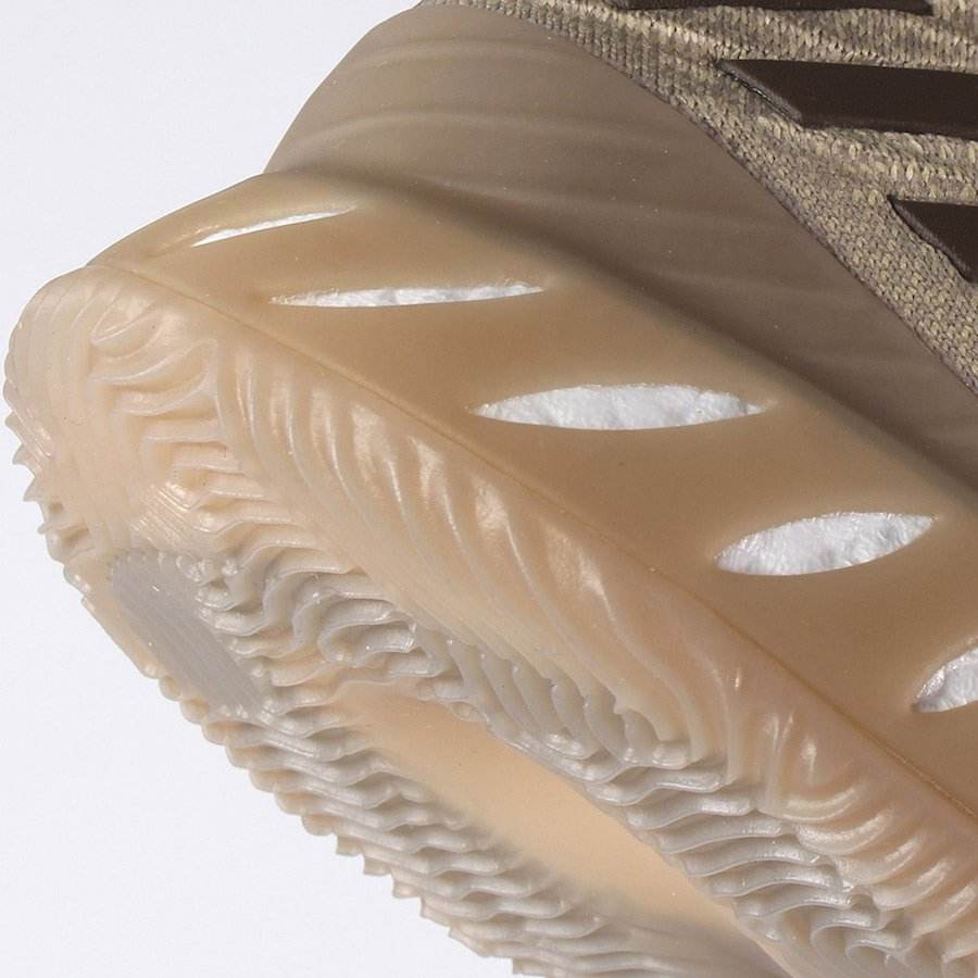 adidas Crazy Explosive 2017 Primeknit Trace Khaki