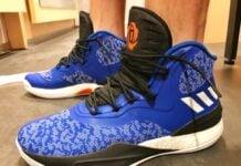 adidas D Rose 8 Knicks Release Date