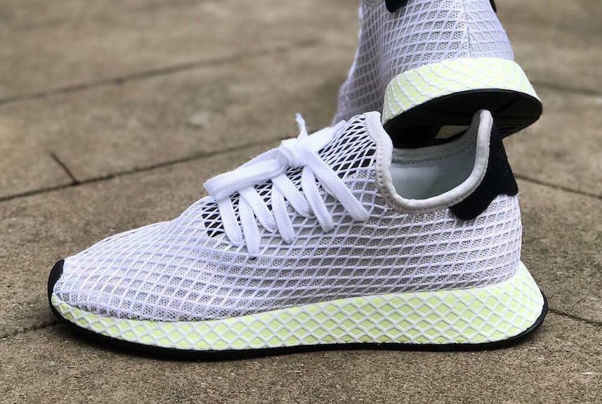 Adidas Fishnet Shoes Release Date