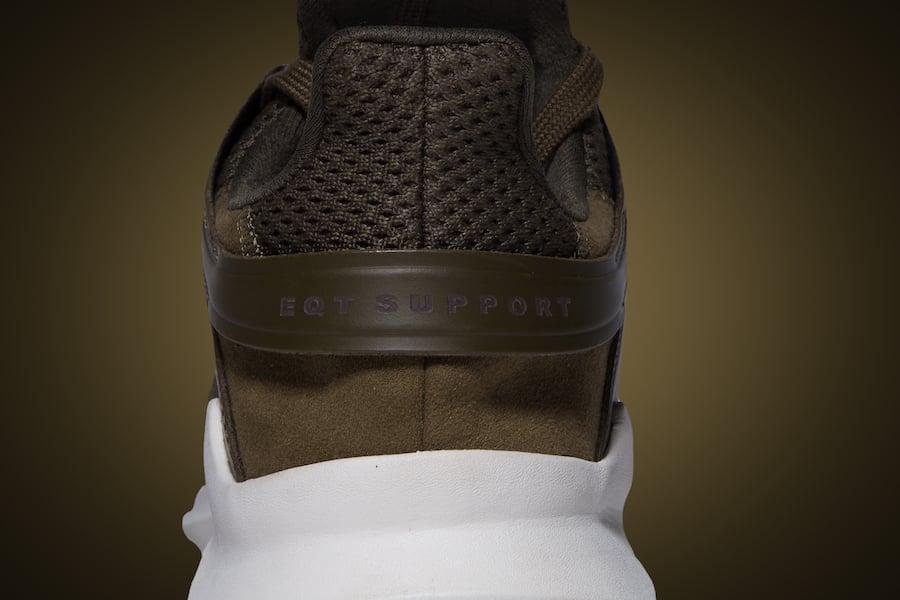 adidas EQT ADV Support Olive Chalk