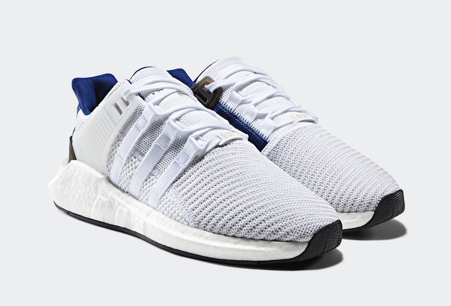adidas EQT Support 93/17 White Blue BZ0592
