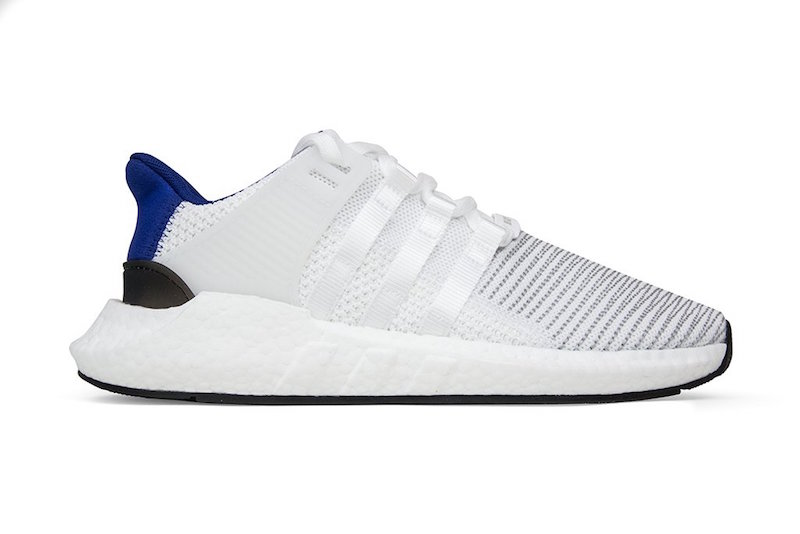 adidas EQT Support 93/17 White Navy Blue BZ0592