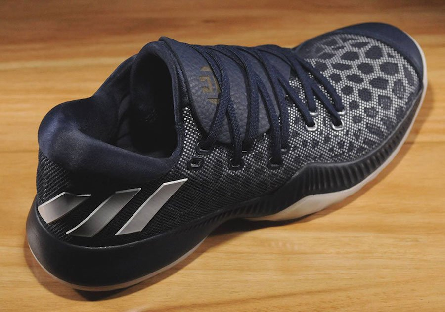 adidas Harden B/E Collegiate Navy Release Date